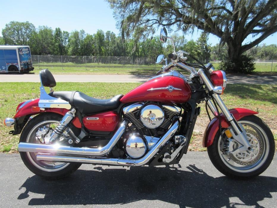 2008 Kawasaki Mean Streak