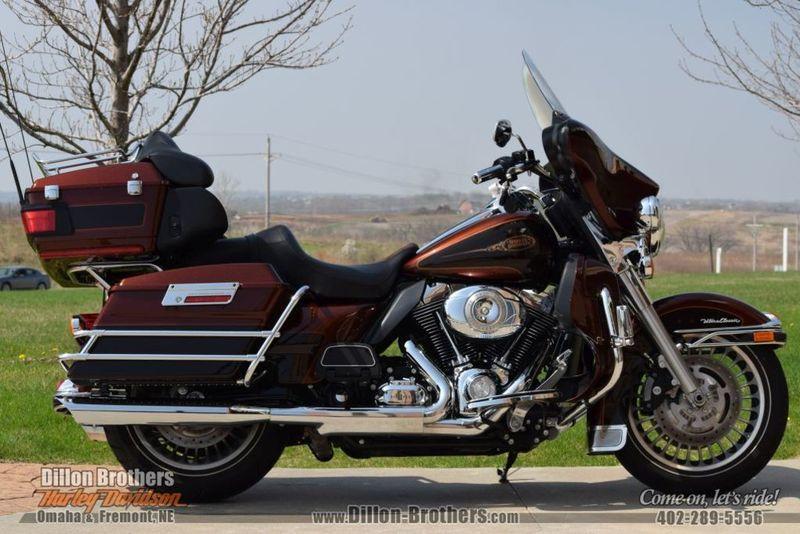 2009 Harley-Davidson FLHTCU - Ultra Classic Electra Glide