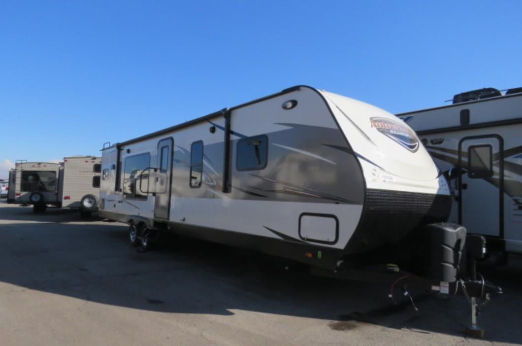 2017 Starcraft AUTUMN RIDGE 315RKS