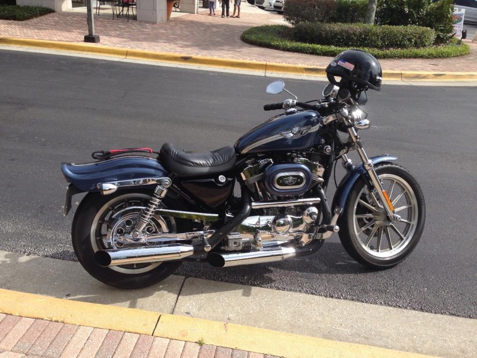 2003 Harley-Davidson SPORTSTER 883 HUGGER