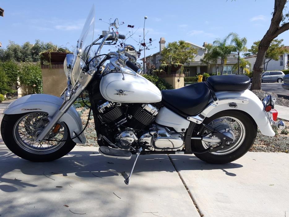 yamaha v star 650 classic motorcycles for sale. Black Bedroom Furniture Sets. Home Design Ideas