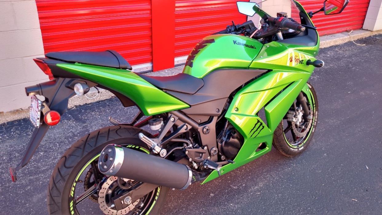 kawasaki ninja 250 motorcycles for sale in illinois. Black Bedroom Furniture Sets. Home Design Ideas