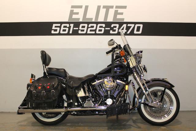 1998 Harley Davidson Heritage Springer
