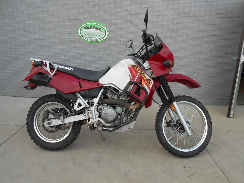 2007 Kawasaki KLR 650