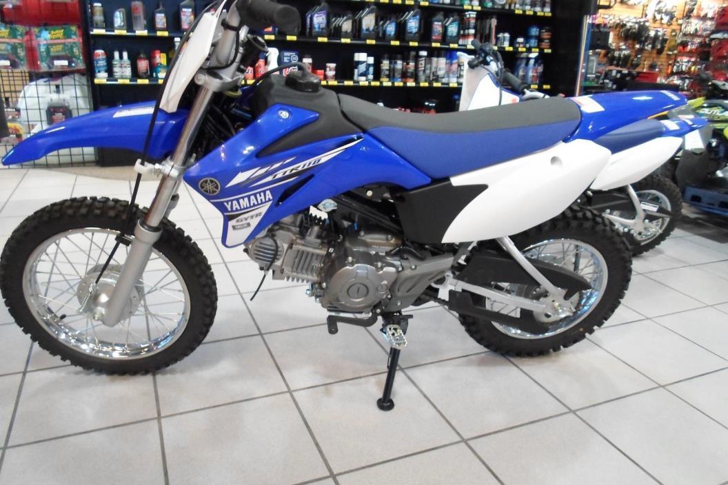 2017 Yamaha TT-R110E