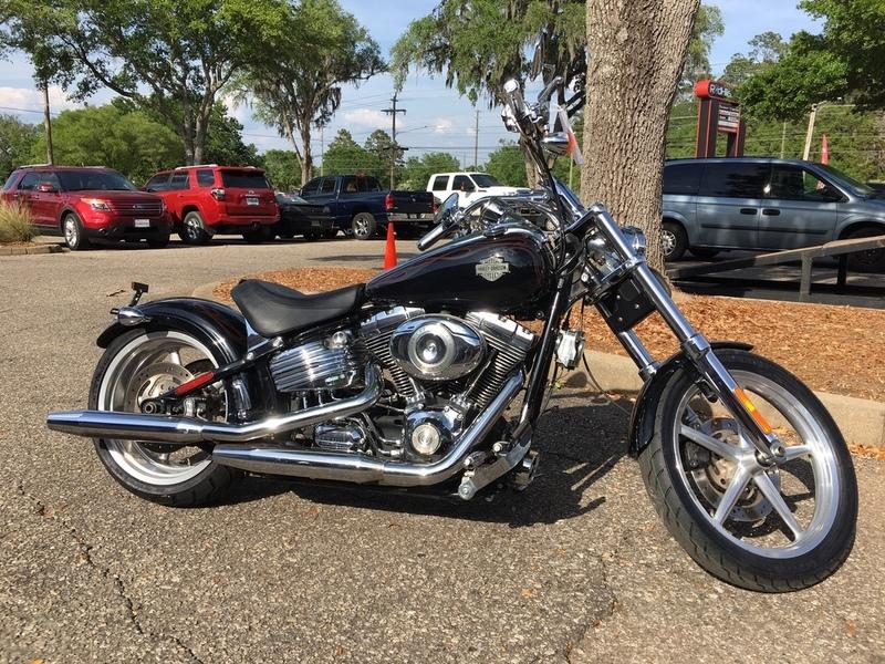 2008 Harley-Davidson FXCWC - Rocker C
