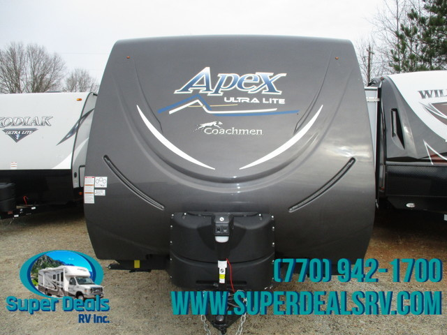 2017 Coachmen Apex 212RB