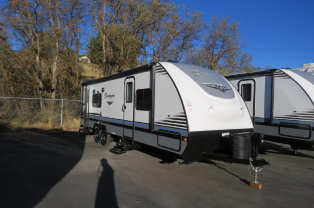 2017 Forest River SURVEYOR 264RKS