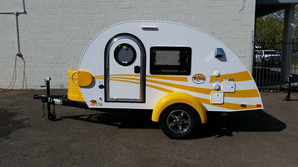 2018 Little Guy T@G MAX TEARDROP TRAILER
