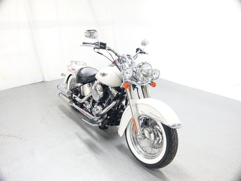 2015 Harley-Davidson FLSTN - Softail Deluxe