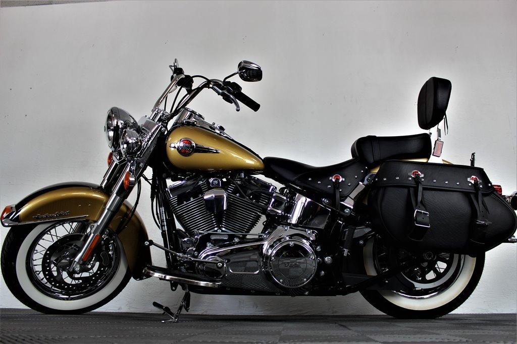 2017 Harley Davidson Heritage Softail FLS