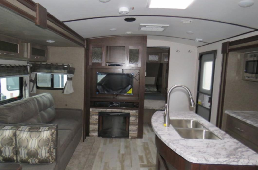 2017 Forest River SURVEYOR 285IKDS