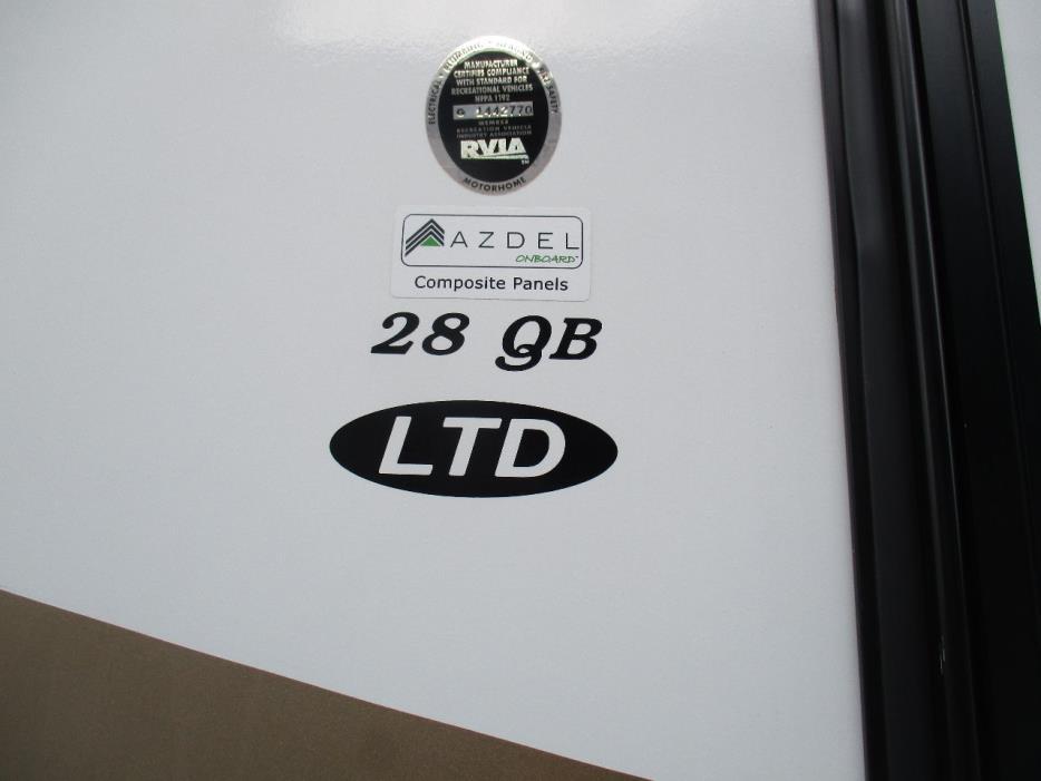 2015 Coachmen FREELANDER 28QB w/2014 Chevy Spark tow car package, 6
