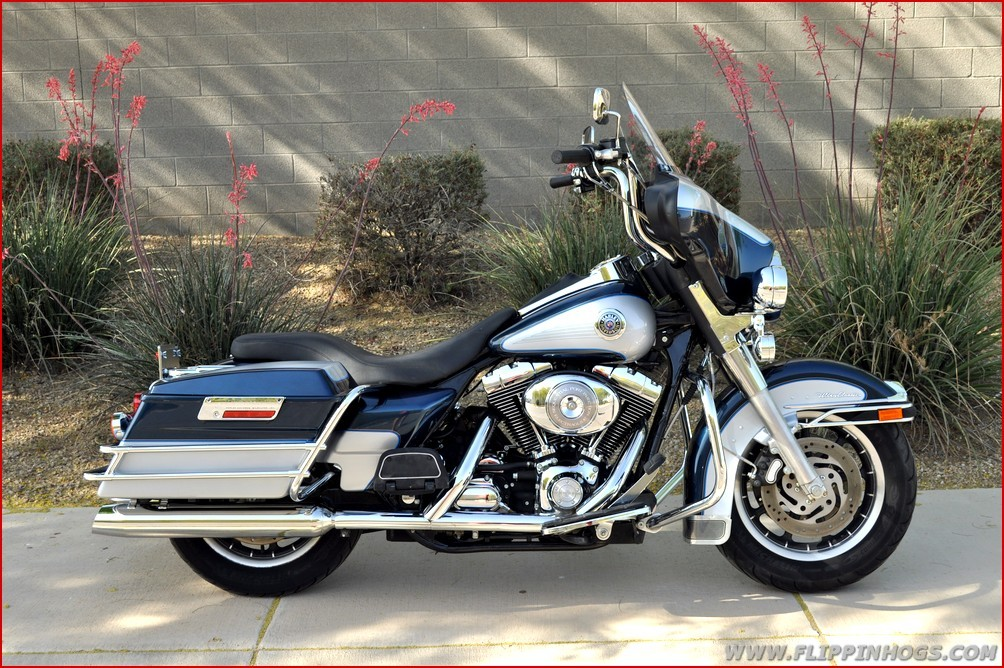 2002 Harley-Davidson ELECTRA GLIDE ULTRA CLASSIC