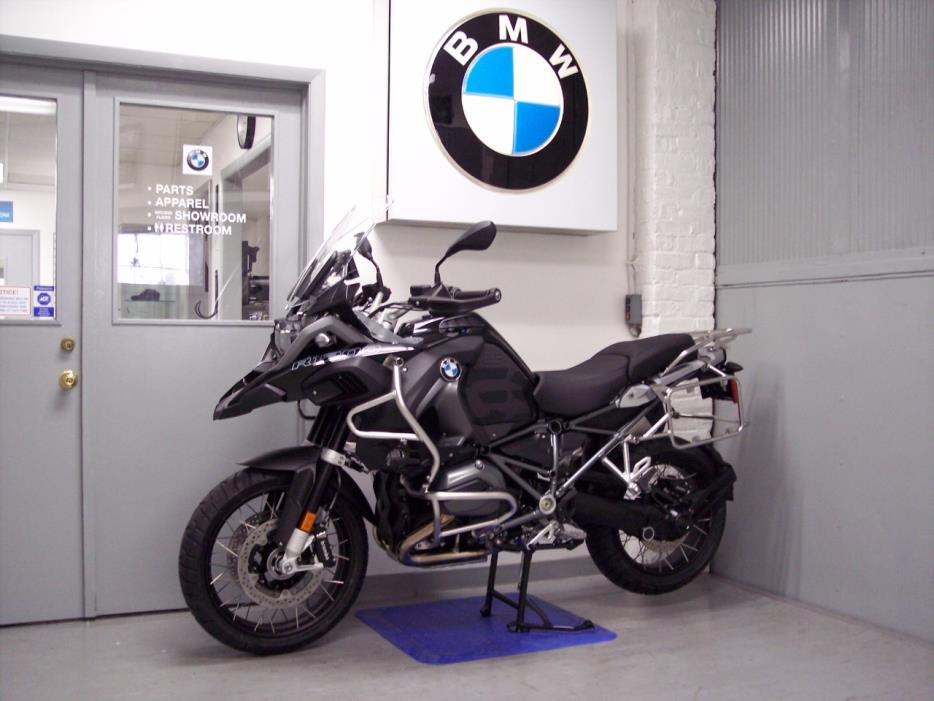 2017 BMW R1200GS ADVENTURE LOW SUSPENSION