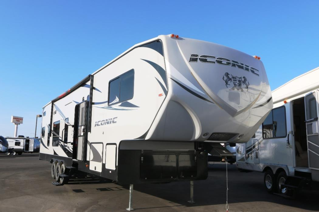 2017 Eclipse Recreational Vehicles ICONIC 3518IKG