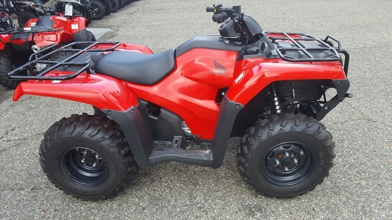 2015 Honda FourTrax Rancher ES
