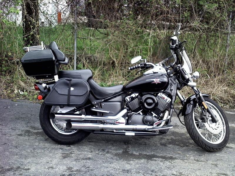 2007 Yamaha V Star Custom