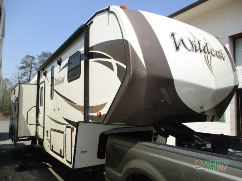 2018 Forest River Rv Wildcat 29RLX