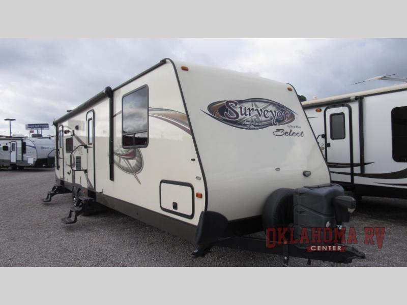 2013 Forest River Rv Surveyor Select SV 303