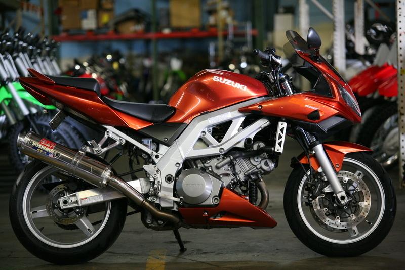 2003 Suzuki SV1000