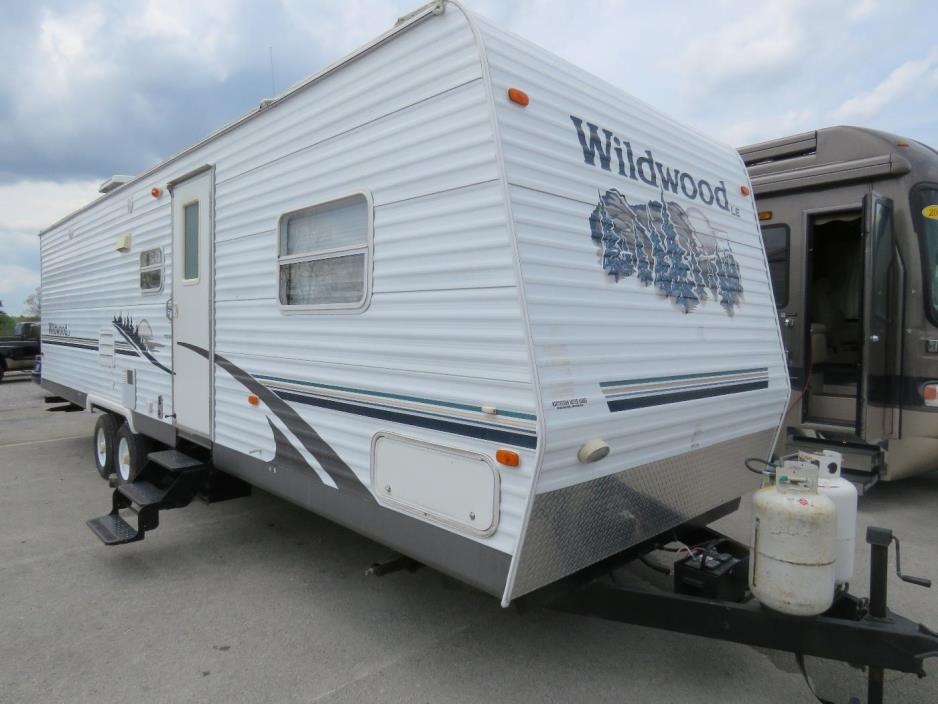 2006 Forest River 30BHBS Wildwood