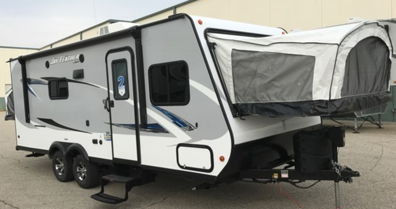 2017 Jayco Jay Feather X23B