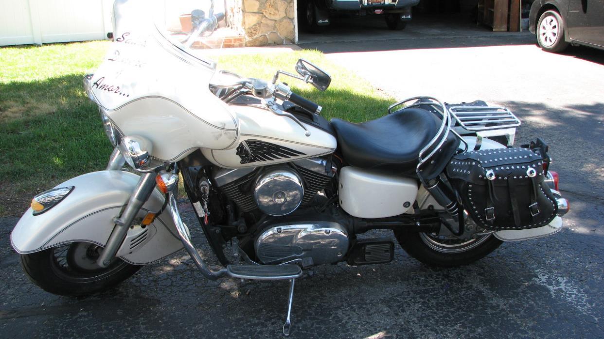 2001 Kawasaki VULCAN 1500 DRIFTER