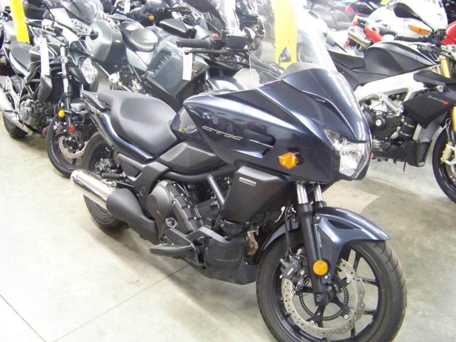 Honda Ctx700 Dct Abs motorcycles for sale in Minnesota