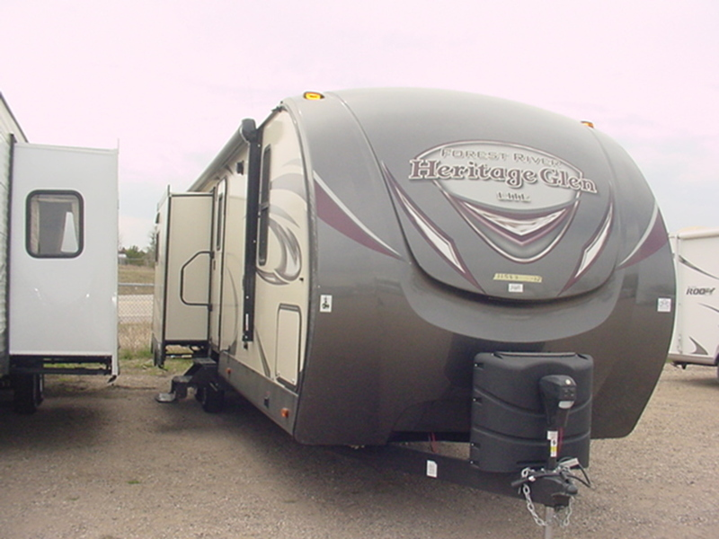2017 Forest River Wildwood Heritage Glen T300BH