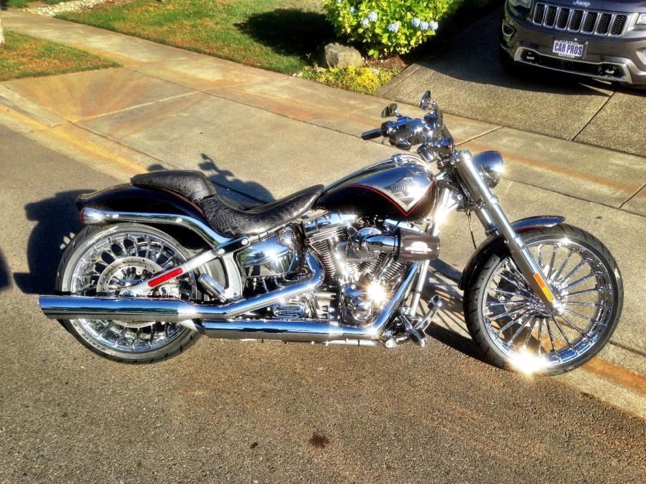 2013 Harley-Davidson BREAKOUT CVO