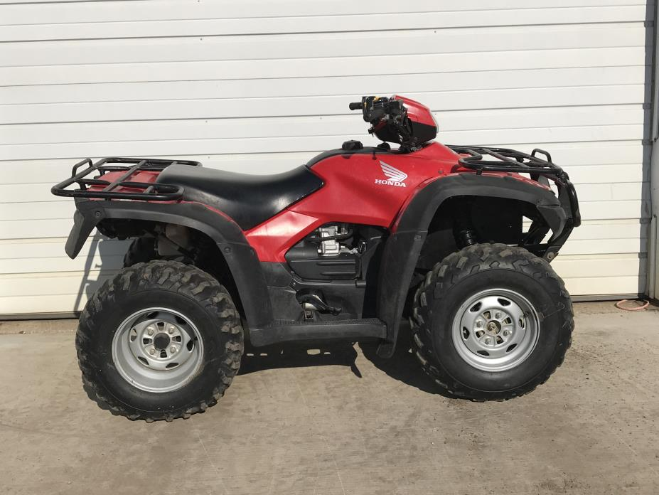 2014 Honda Rubicon Auto 4x4 w/ Power Steering