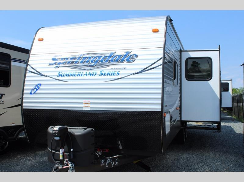 2017 Keystone Rv Summerland 2980BHGS