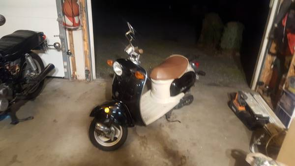 2003 Yamaha VINO CLASSIC