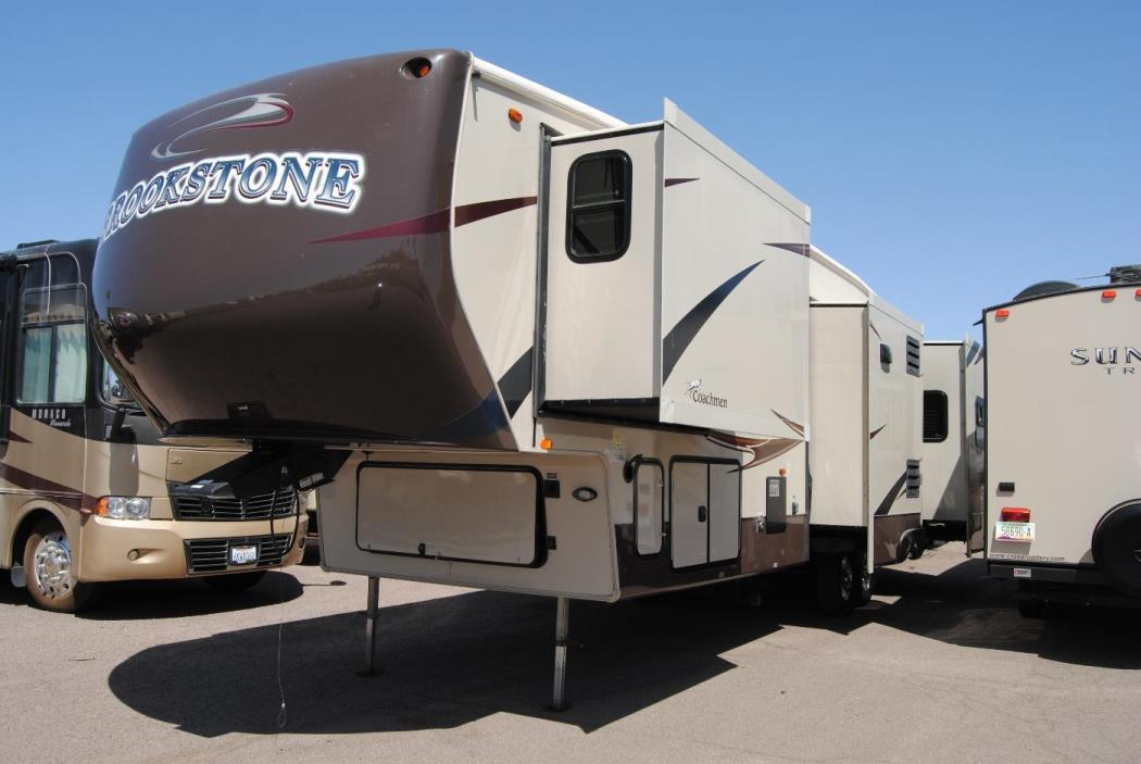 2013 Coachmen BROOKSTONE RUBY