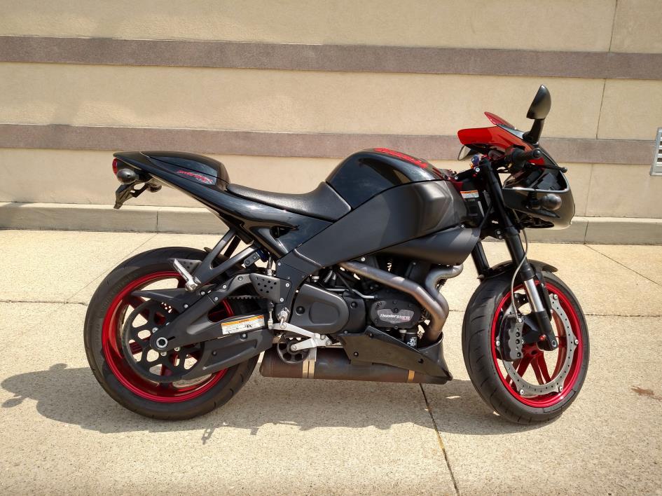 2009 Buell XB12R FIREBOLT