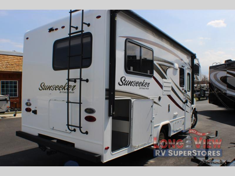 2017 Forest River Rv Sunseeker 2300 Chevy, 7