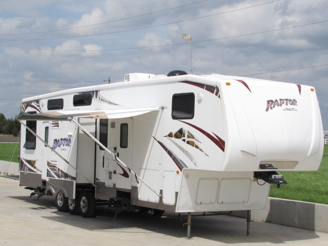 2007 Keystone RAPTOR 3712
