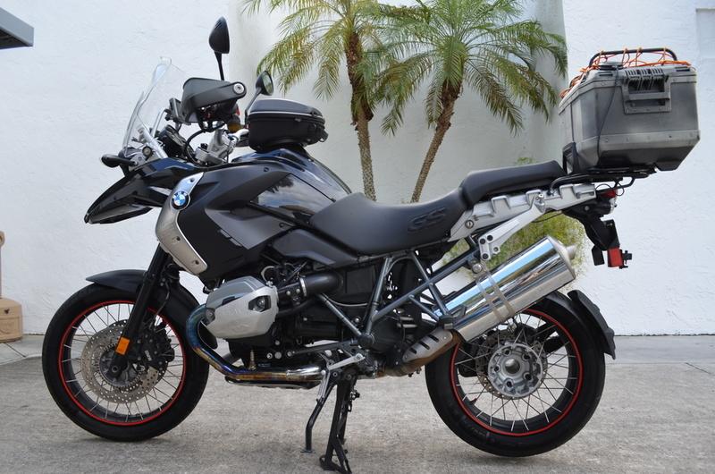 2012 BMW R 1200 GS