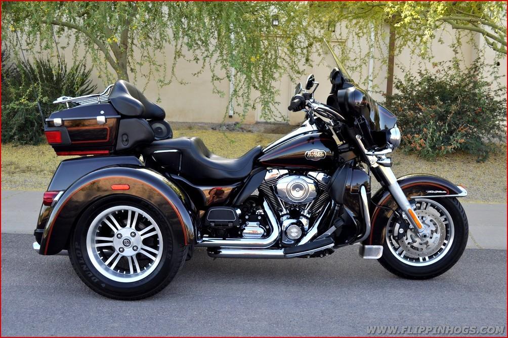 harley davidson tri glide ultra motorcycles for sale in arizona. Black Bedroom Furniture Sets. Home Design Ideas