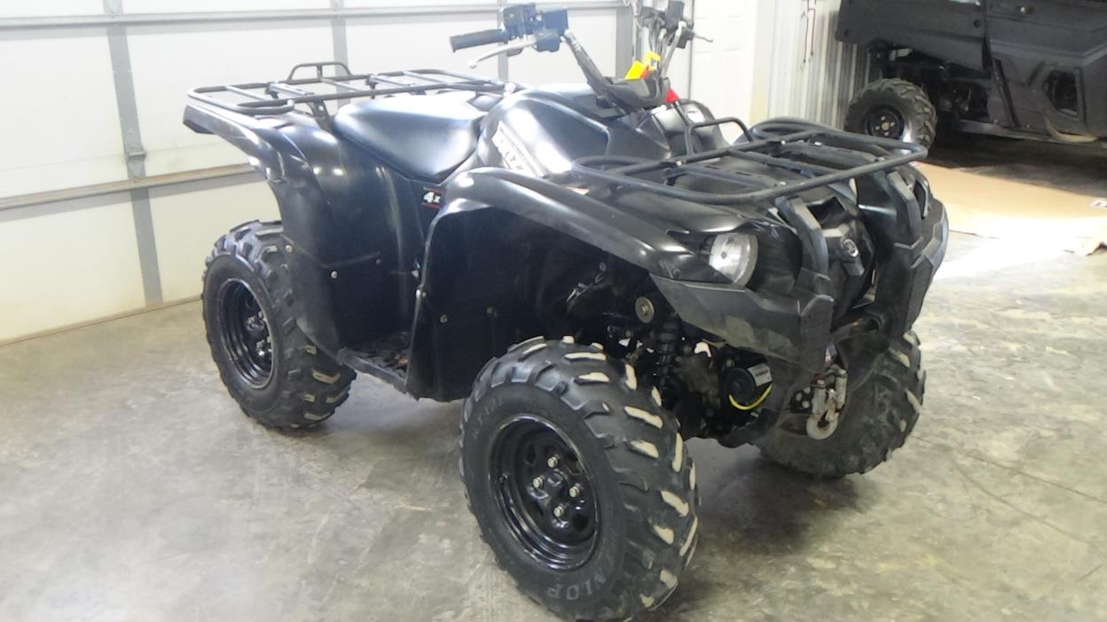 2009 Yamaha GRIZZLY 700 4X4 EPS SE