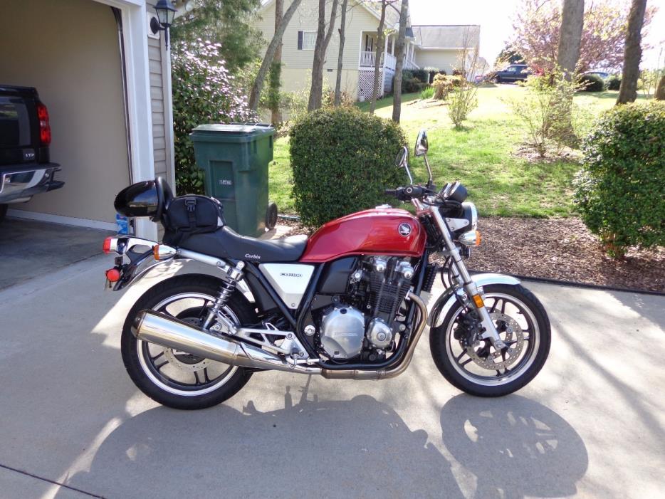 2013 Honda CB 1100