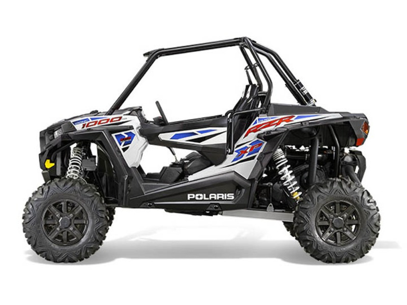 2015 Polaris RZR XP 1000 EPS White Lightning