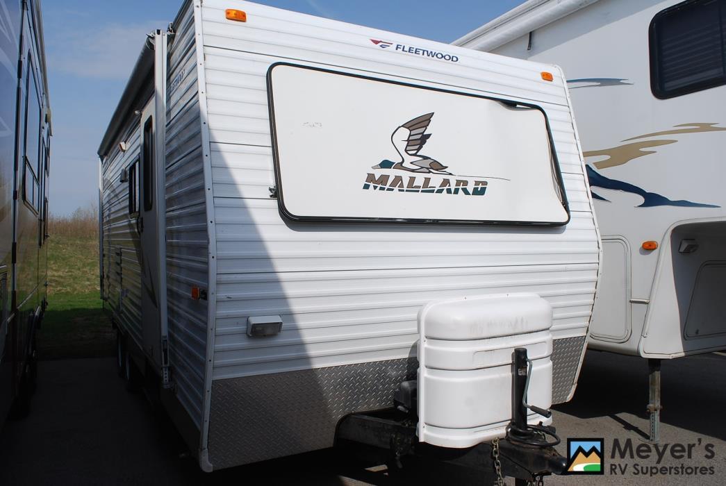 Fleetwood Mallard rvs for sale
