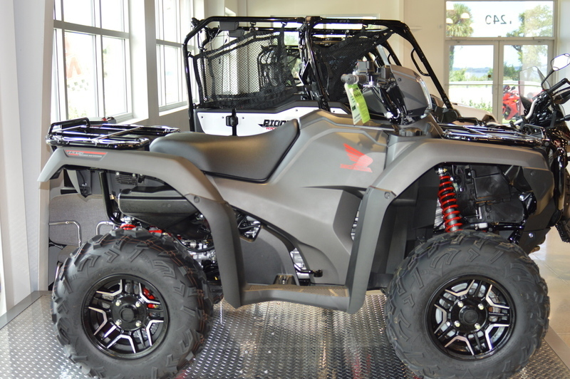 2017 Honda FourTrax Foreman Rubicon 4x4 Automatic DCT EPS Deluxe