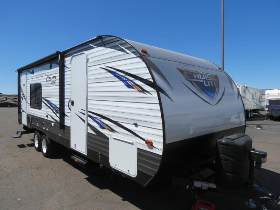 2017 Forest River Salem Cruise Lite 231RKXL