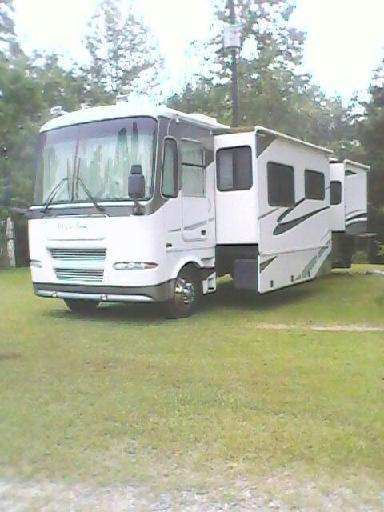 2004 Tiffin Motorhomes ALLEGRO BAY 37' DB