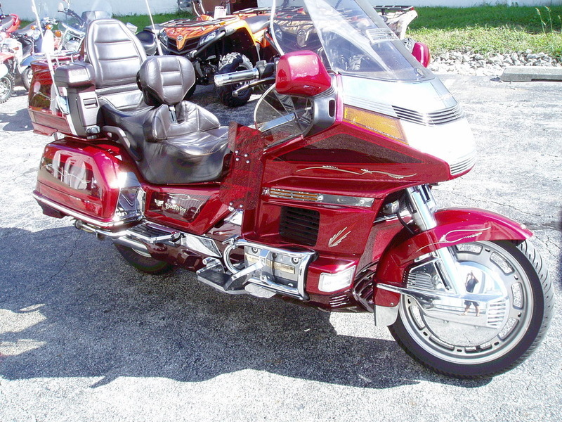 1994 Honda GL1500SE GOLDWING