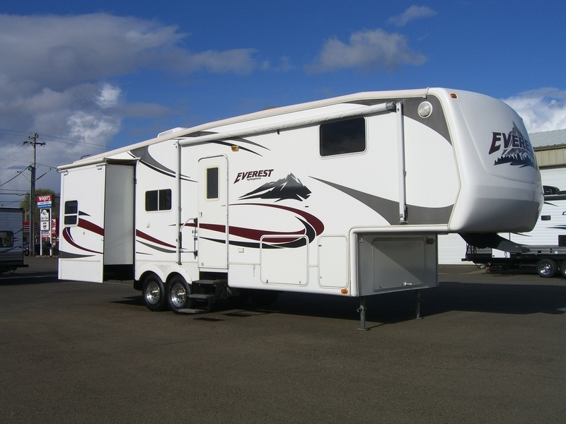 2006 Keystone Everest 295TS