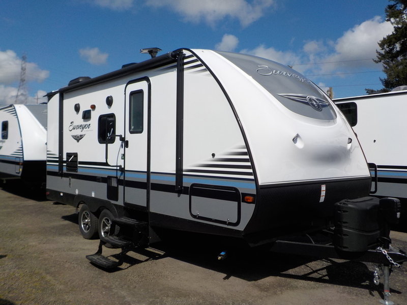 2018 Forest River Surveyor 200MBLE